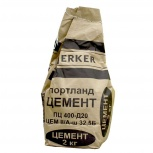Цемент Терракот ЦЕМ II/А-Ш 32,5Б (ПЦ400-Д20) 2кг, Салехард