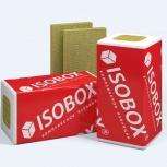 Базальтовый утеплитель Isobox Экстралайт 1200х600х, Салехард