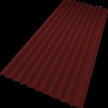 Ондулин Лист Смарт 950х1950 коричневый, Салехард