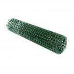 Сетка сварная ПВХ d=1,8 мм, ячейка 50х50, 1500х150, Салехард