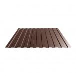 Профнастил С-8 RAL 8017 шоколад 1150х0.35, Салехард