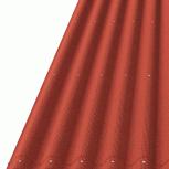 Ондулин Лист Смарт 950х1950 красный, Салехард