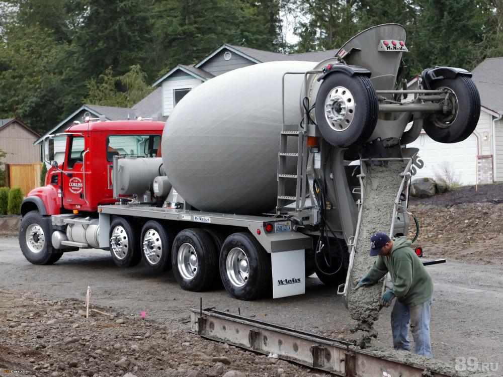 бетон доставка недорого