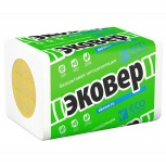 Базальтовый утеплитель Эковер Вент Фасад 70 1000х6, Салехард