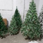 Новогодние Елки и сосны +гирлянды в подарок, Салехард